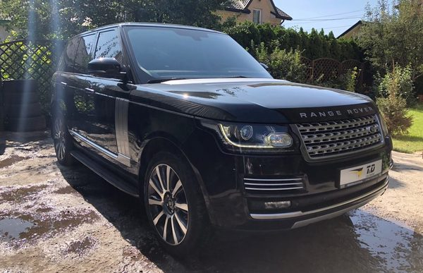 Land Rover Range Rover Vogue